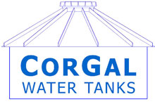Corgal Water Tanks