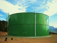 Bolted Steel Rain Harvesting Tanks